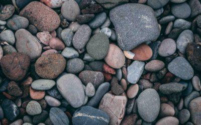 Ik heb geen stenen verlegd
